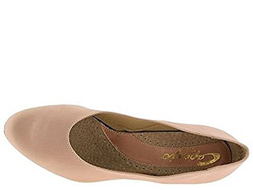 Capezio Da Donna 2,5 Scarpe Da Ballo Courtney, Champagne, 5w