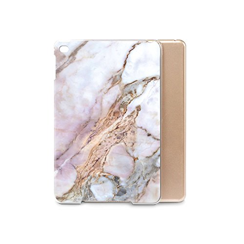 GoodMoodCases Ultra Slim Plastic Protective Back Cover Case (Pink Marble) (iPad Pro 12.9 2017) by GoodMoodCases (Image #2)'