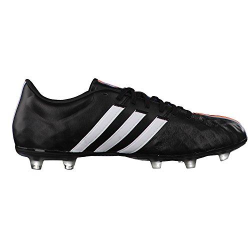 Adidas -11Pro Fg Black/White/Orange Talla - 39.5