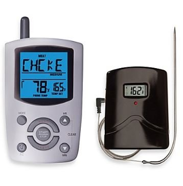 - Redi Chek Professional Remote Digital Cooking Thermometer