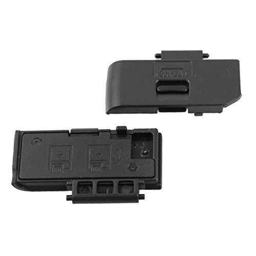 PhotoTrust Battery Door Cover Lid Cap Replacement Repair Part for Canon EOS 600D EOS Rebel T3i DSLR Digital ()