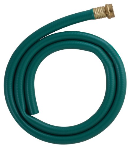 LDR Industries 504 1300 Drain Hose, 5-Foot, green