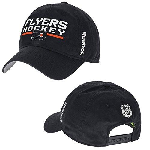 Reebok Philadelphia Flyers Center Ice Locker Room Snapback Adjustable Hat