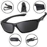 Best Tactical Sunglasses - Morph Aim Polarized Sport Sunglasses for Men Review