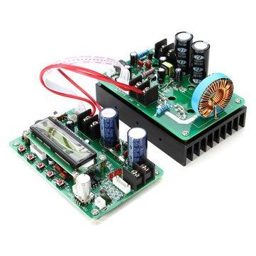 Power Supply Module Programmable Power Module - ZXY6020S DC-DC Power Supply Module Programmable 60V 20A 1200W ( Programmable Power Supply) by Unknown