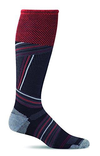Sockwell Mens Summit Graduated Compression Socks,
