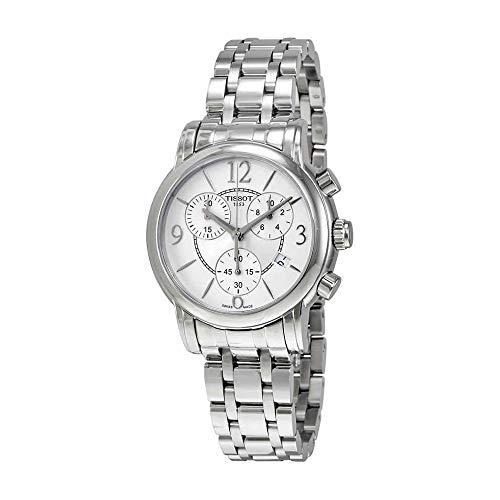 Tissot Women's 'DressPort' Swiss Quartz Stainless Steel Watch, (Model: T0502171101700) ()