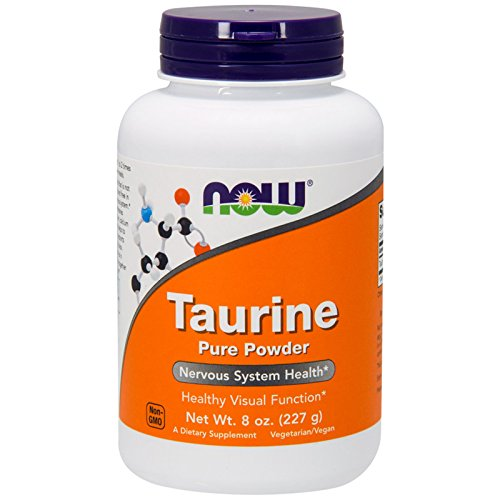 Now Foods, Taurine, (2 Pack) Pure Powder, 8 oz (227 g)