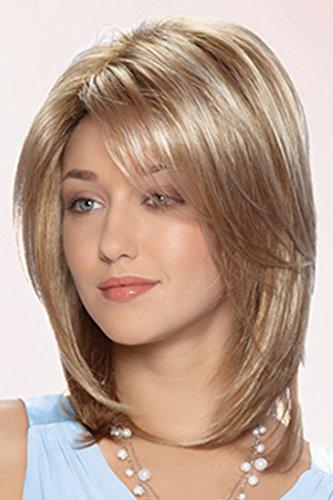 TressAllure Wigs - Avery (V1311) (Dark Amber HL) (Amber Wig)