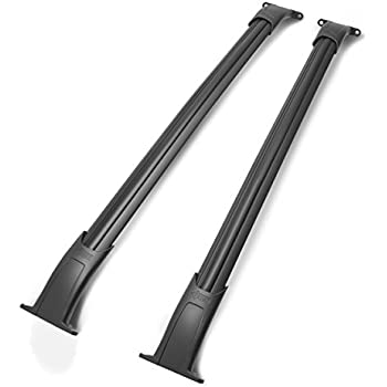 Amazon Com Roof Rack Cross Bars 2015 2018 Gmc Yukon Xl