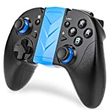 BEBONCOOL Wireless Pro Controller for Nintendo Switch, Bluetooth switch Controller with Turbo Function for Nintendo Switch, and Android Bluetooth Controller
