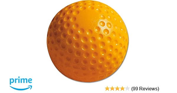 Amazon MacGregor Dimpled Baseballs Yellow 9 Inch One Dozen Pitching Machine Balls Sports Outdoors