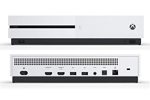 Microsoft Xbox One S 1TB Console with Xbox One Wireless Controller - Robot White 2