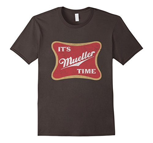 Time Graphic Tee (Mens It's Robert Mueller Time Anti Trump Tshirt Resist Tee Shirt Large Asphalt)