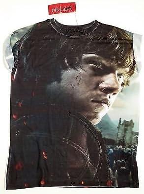 Ladies/Teens Ron Weasley de Harry Potter camiseta para hombre ...