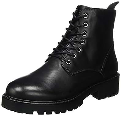 Amazon.com | Vagabond Womens Kenova Combat Leather