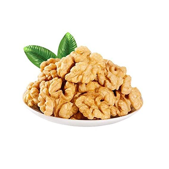 Fruitri California Walnuts Without Shell, Light Golden akhrot Giri 250g