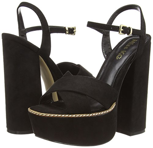 Court Miss Essence KG Black Women's Shoes Black wtPw7rq