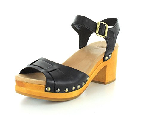 free shipping newest cheap sale pictures UGG Australia Women's Janie Sandals Heel Black find great cheap online for sale wholesale price 3NIh9SkA2G