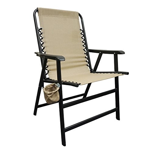 Caravan Canopy 80012100150 Sports Suspension Chair, XL, Beige