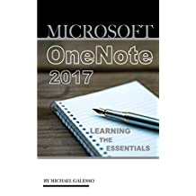 Microsoft OneNote 2017: Learning the Essentials
