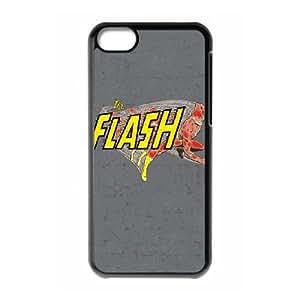 iPhone 5c Cell Phone Case Black Vintage Flash G2N6HV