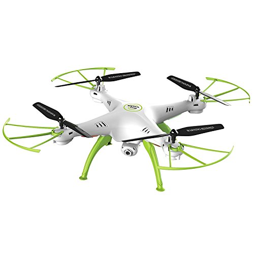 Tm Usa Syma X5hw Wifi Fpv Drone With Hd Camera Live Video Altitude Hold And Headless Function 2 4Ghz 4Ch Rc Quadcopter White