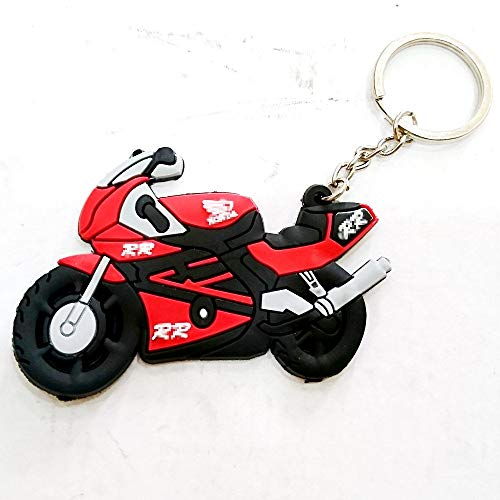 Motorcycle Keychain For Universal Motorcycle Bike Accessories For Example Super Bike Sport Bike Street Bike honda CBR RR 500r 600rr 250 Fireblade 900 919rr 1000rr 1100 Enthusiasts Collection Item