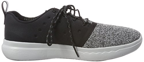 Under Armour Men's UA Charged 24/7 Low Running Shoes Black/ Amalgam Gray/ Black buy cheap amazing price clearance hot sale tq009xnp
