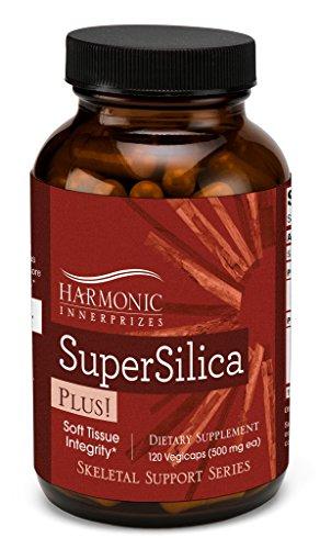 Harmonic Innerprizes Super Silica Plus 120 Veggie Caps by Harmonic Innerprizes