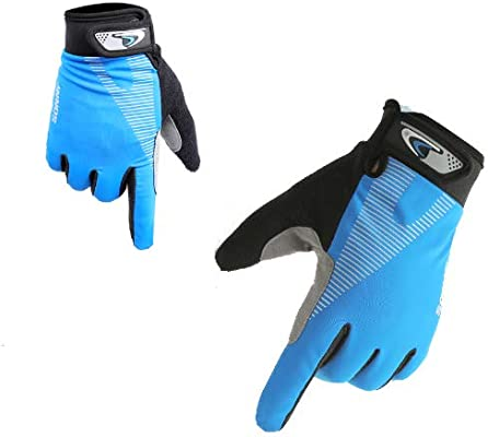 Bike Bicycle Gloves Full Finger Touchscreen Men Women Gloves Breathable Summer