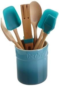 Denby 7-Piece Gadget Set, Azure