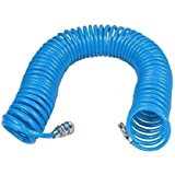 TOOLSCENTRE Plastic Flexible Pneumatic Pipe Tube Hose (Blue)