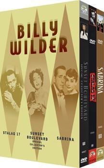 Sunset Boulevard Collection - The Billy Wilder DVD Collection (Stalag 17 Special Collector's Edition / Sunset Boulevard / Sabrina 1954)