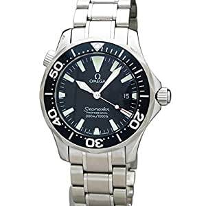 Omega Seamaster Swiss-Quartz Male Watch 2262.50.00 (Certified Pre-Owned)