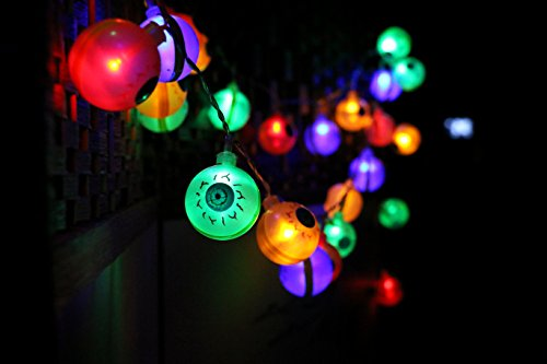 Outdoor Eyeball Lights - 7