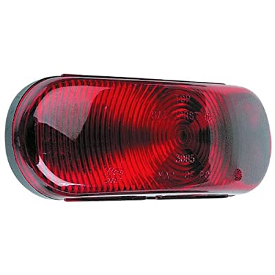 Wesbar 403085 Waterproof Sealed Recessed Tail Light: Automotive