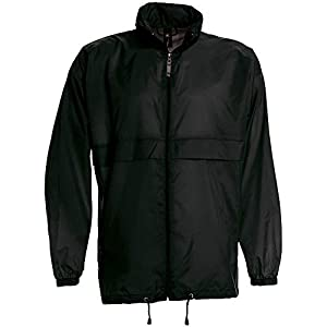 B&C Men's Sirocco Manteau Imperméable Homme