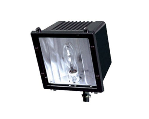 Floodlight 150w Metal Halide Quad - Ark Lighting Medium Flood Light AFL45-150MH/PS 150W METAL HALIDE PULSE START QUAD TAP