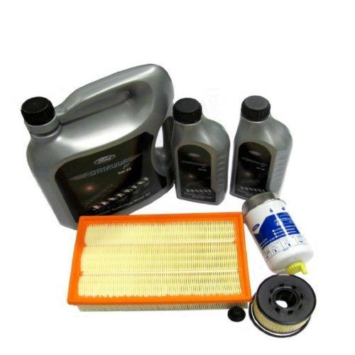 Genuine Ford Transit Duratorq Service Filter Kit, All Models 2.0 & 2.4