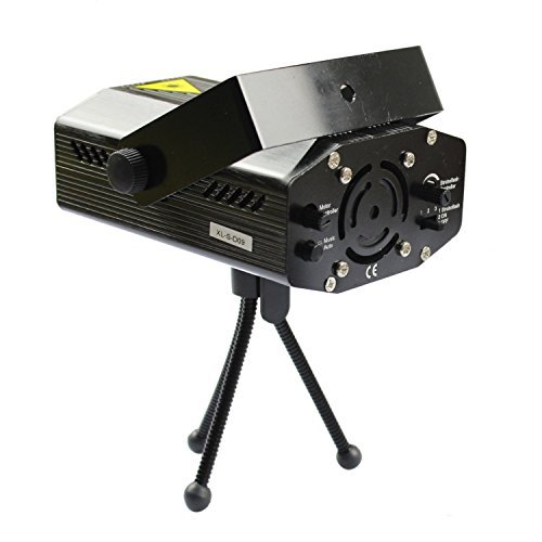 Lighting Portable Voice activated Projector Decorative product image