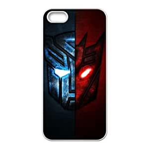Transformers Transformers iPhone 5 5s Cell Phone Case White DIY Gift pxf005_0233881