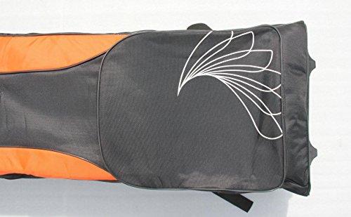 ZJ SPORT Dragon Boat Paddle Team Bag With Wheels by Z&J SPORT (Image #7)