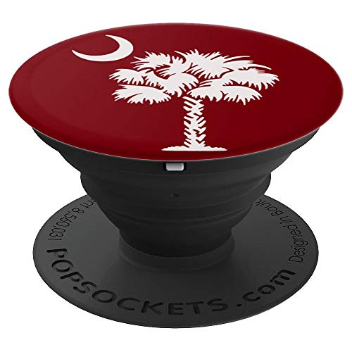 - Gamecock - South Carolina Fan Gift - PopSockets Grip and Stand for Phones and Tablets