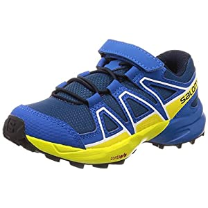 Salomon Speedcross Bungee K, Scarpe da Trail Running Unisex – Bambini