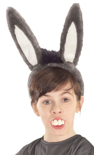 Donkey And Shrek Costumes Ears Teeth Donkey (Donkey Ears and Teeth Costume Accessory)