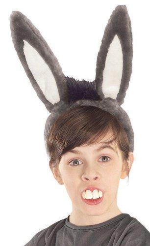 Ears Shrek Donkey Costumes And Teeth Donkey (Donkey Ears and Teeth Costume Accessory)