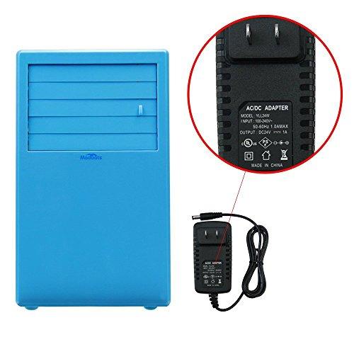 Portable Air Conditioner Madoats Small Desktop Fan Quiet