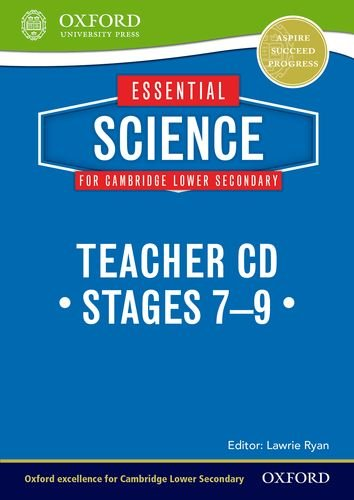 Essential Science for Cambridge Secondary 1 Teacher's CD (CIE IGCSE Essential Series) ()
