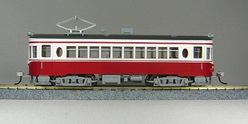 Nagoya Railroad Type Mo510 (Standard color) (Model Train) [Toy] (japan import)